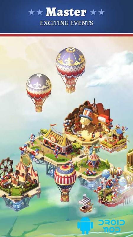 Skytopia - City Tycoon
