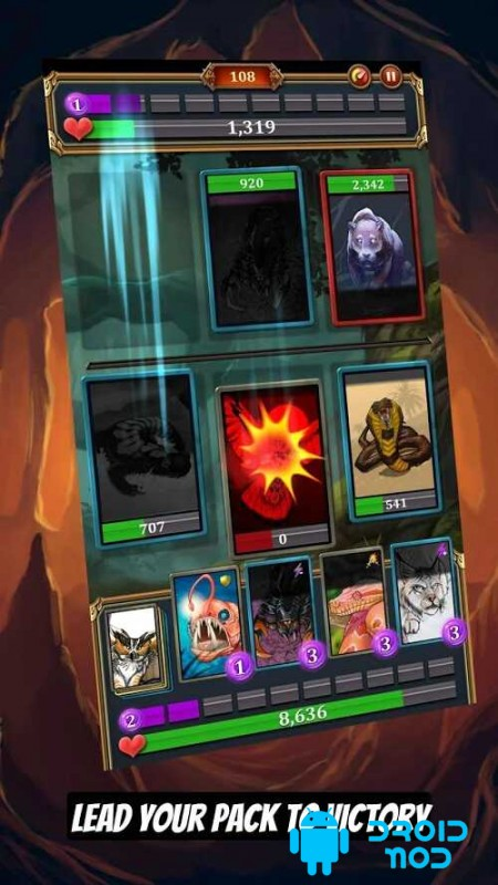 CCG Deck Adventures Wild Arena: Collect Battle PvP