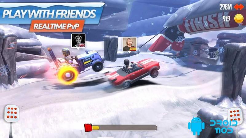 Racing Rocket : Parkour Rivals