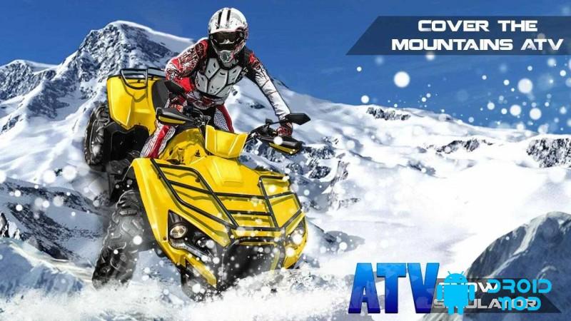 ATV Snow Simulator