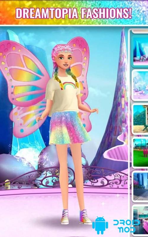 Barbie Fashion Closet