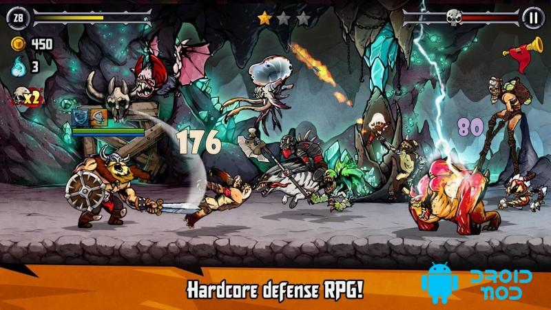 Bravium - Hero Defense